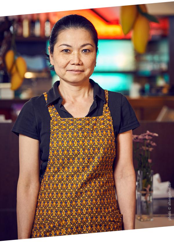 Nitaya Phatsarayiangyoung, Restaurant Thai Royal, Neuss