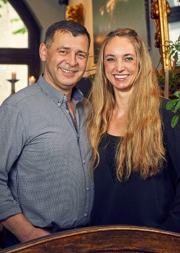 Nicolaus Karagiannis und Heike Heiderhoff   Leckerbuntes Deutschland