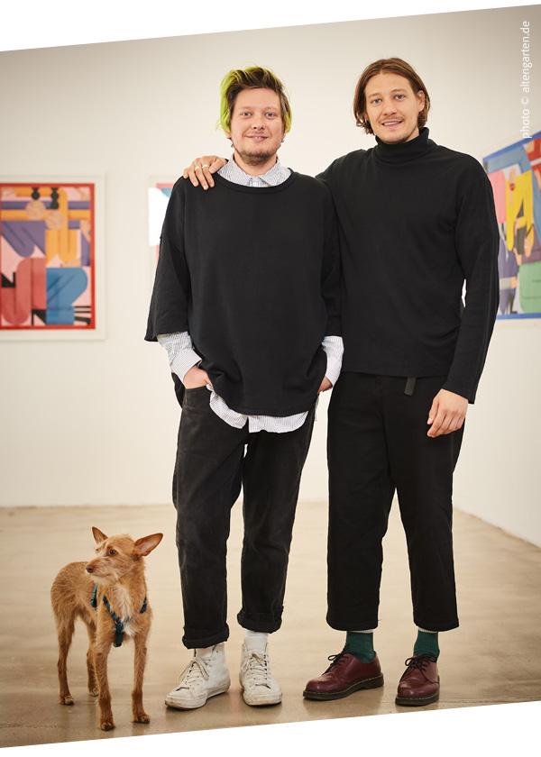 LeckerBuntes Deutschland | Lucio und Massimiliano Lupacchini, Düsseldorf