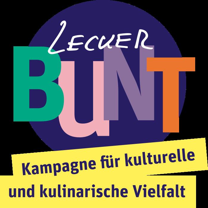 Logo Kampagne für kulturelle und kulinarische Vielfalt